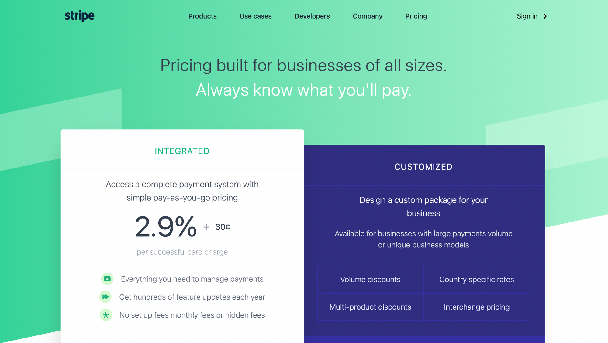 3 Things I Learned Recreating Stripe's Pricing Page