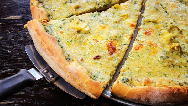 The Genius of Artichoke Pizza